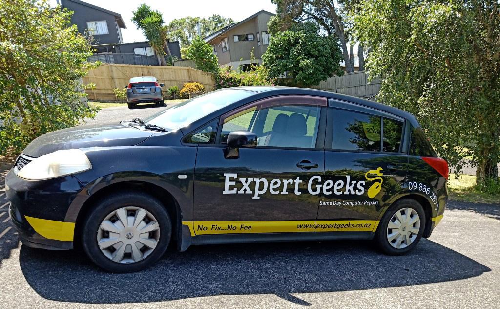 Expert Geeks Fleet